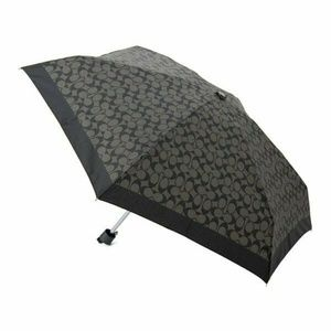Signature Mini Umbrella - Grey/Black F63365